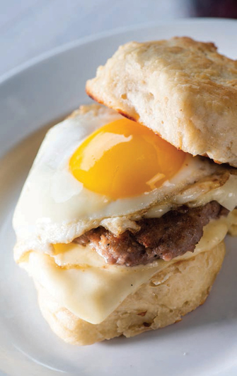 2HomeCooks EggSandwich