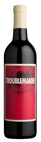 HopeFamilyWinrery Troublemaker  NV