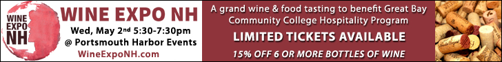 2018 Wine Expo NH banner