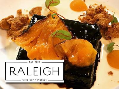 Raleigh Wine Bar Badge ad