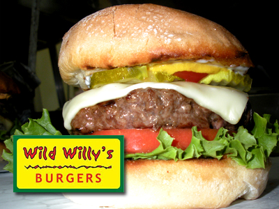 Wild Willy's Burgers Rochester