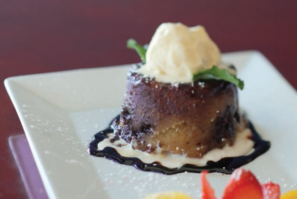 Bread Pudding - Hagan's Grill