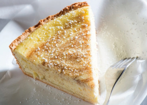 Ricotta Pie