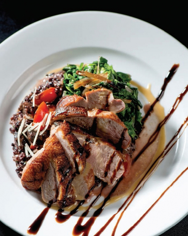 Crispy Skinned Duck Breast