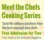 TASTE Meet the Chefs at the Seacoast Home Show 2019