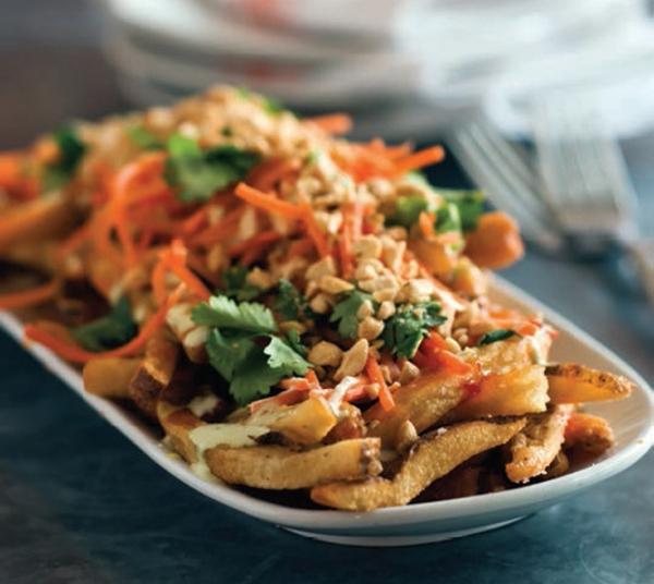 Thai Style Fries